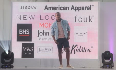 Whole Outfit: American Apparel