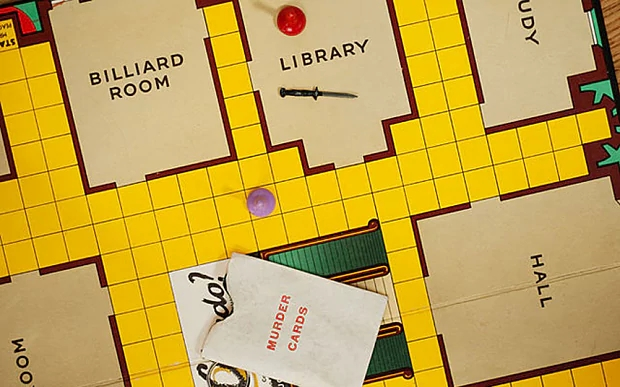 How to cheat at common board games - Cluedo