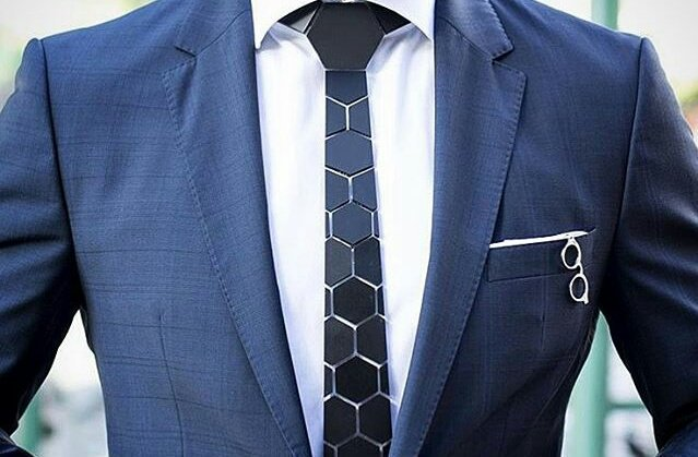 How to rock a modern tie - High Street Gent