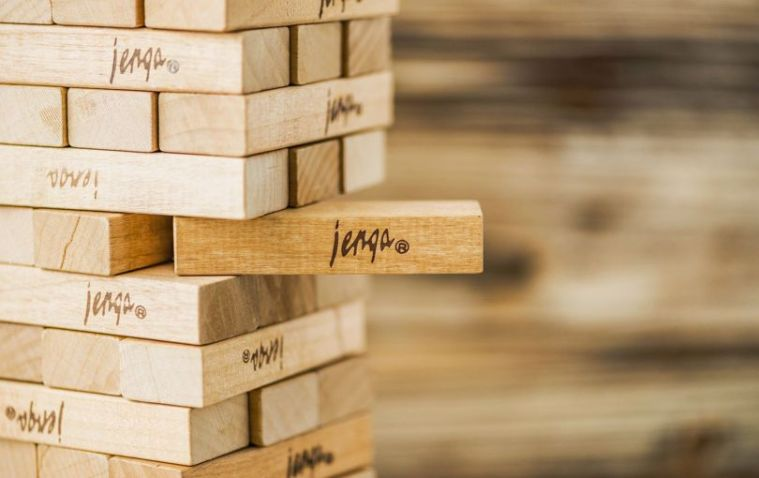 How to cheat at common board games - Jenga