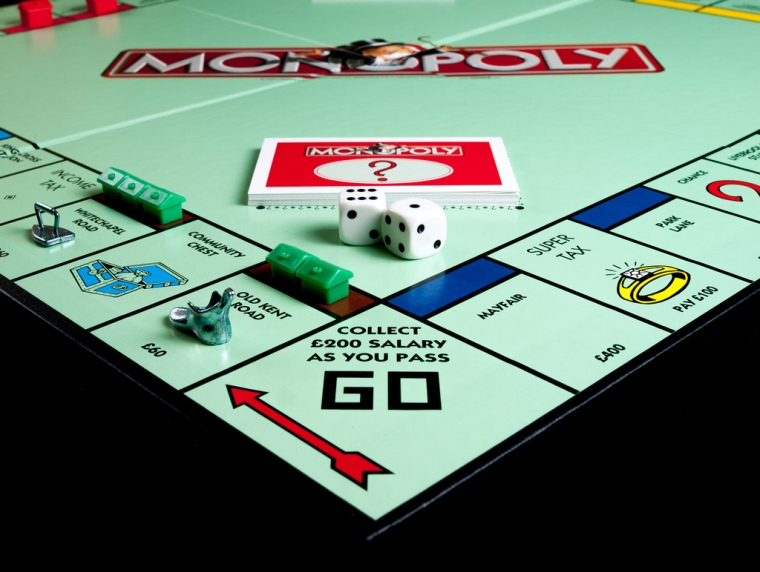 How to cheat at common board games - Monopoly