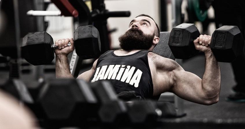 Barba Exercicio