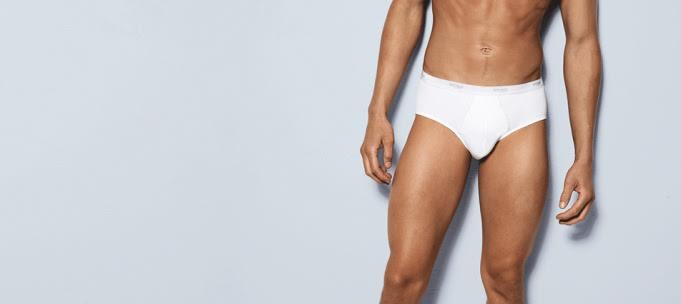 Men's Underwear Guide - Briefs
