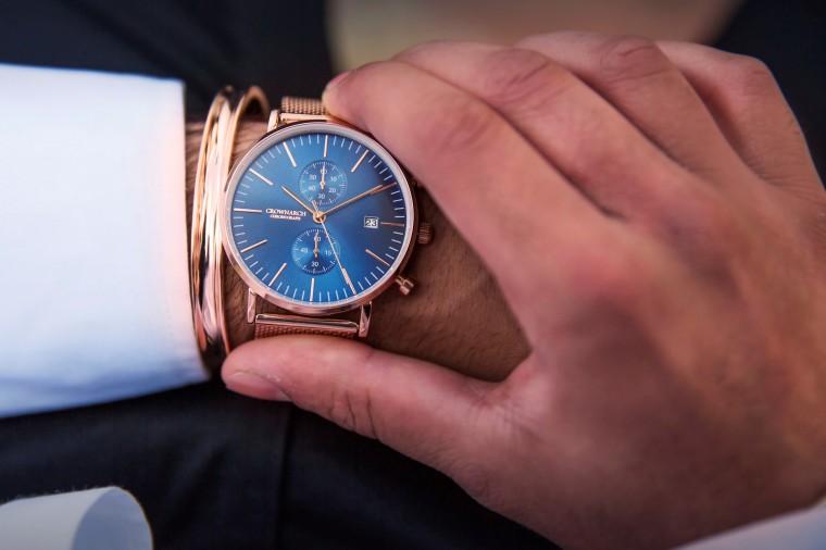 High Street Gent - Crownarch Watches