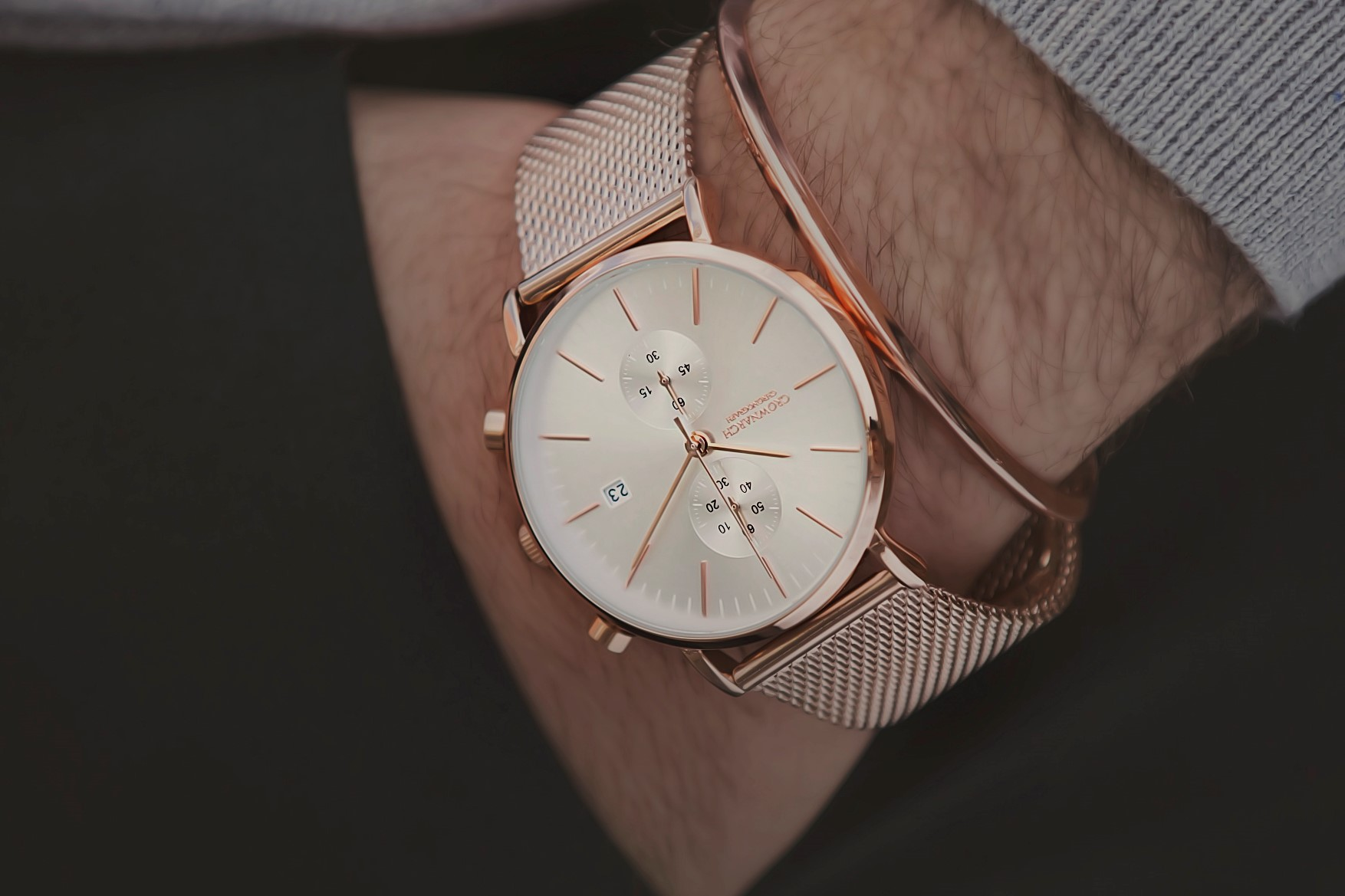 High Street Gent - Crownarch Watches