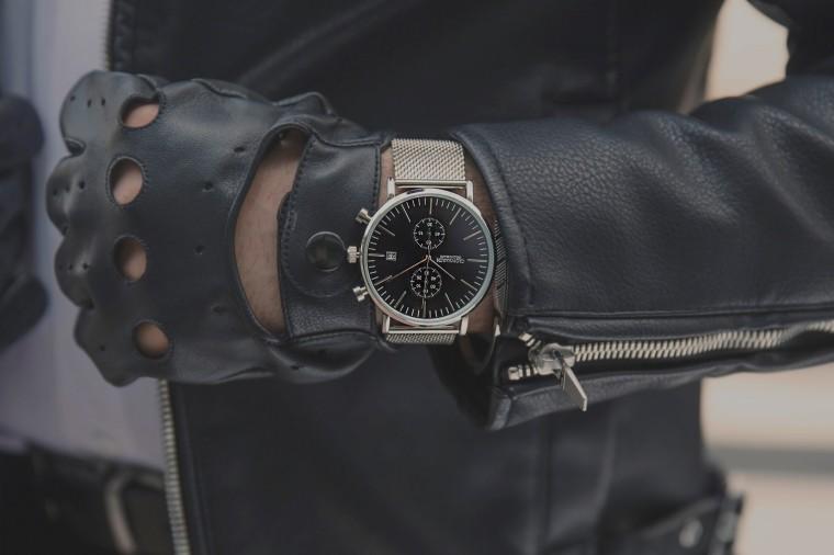 High Street Gent - Crownarch Watch