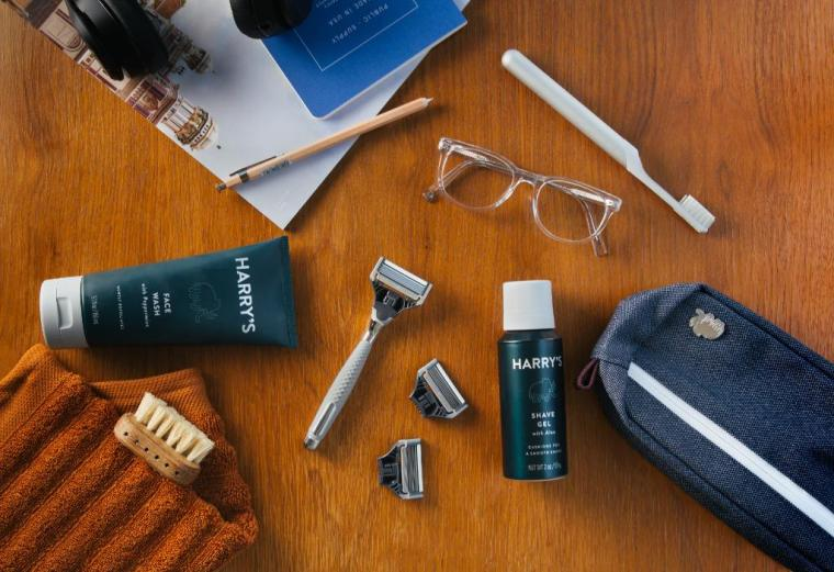 Shaving, Razor, Glasses, Wash Bag, Grooming regime, Shave