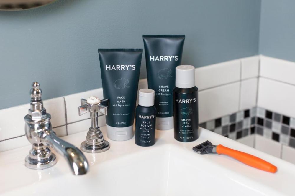 Harry's, Shaving, Men's Grooming, Grooming, Shave, High Street Gent