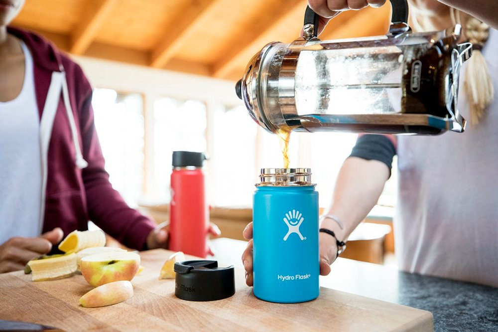 Hydro Flask, Coffee, Tea, Save the planet, No Plastic