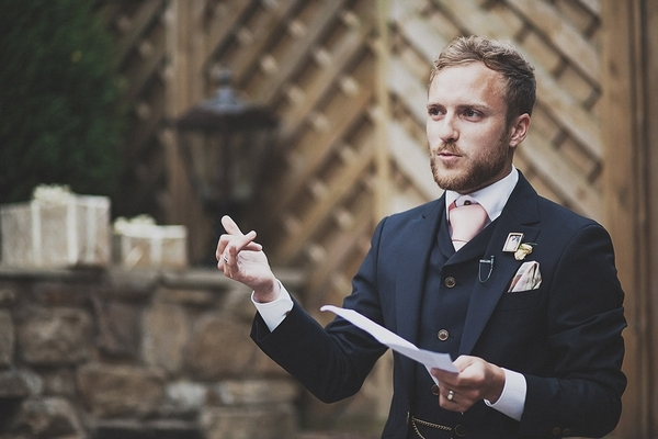 Top Tips for delivering the Groom's Speech