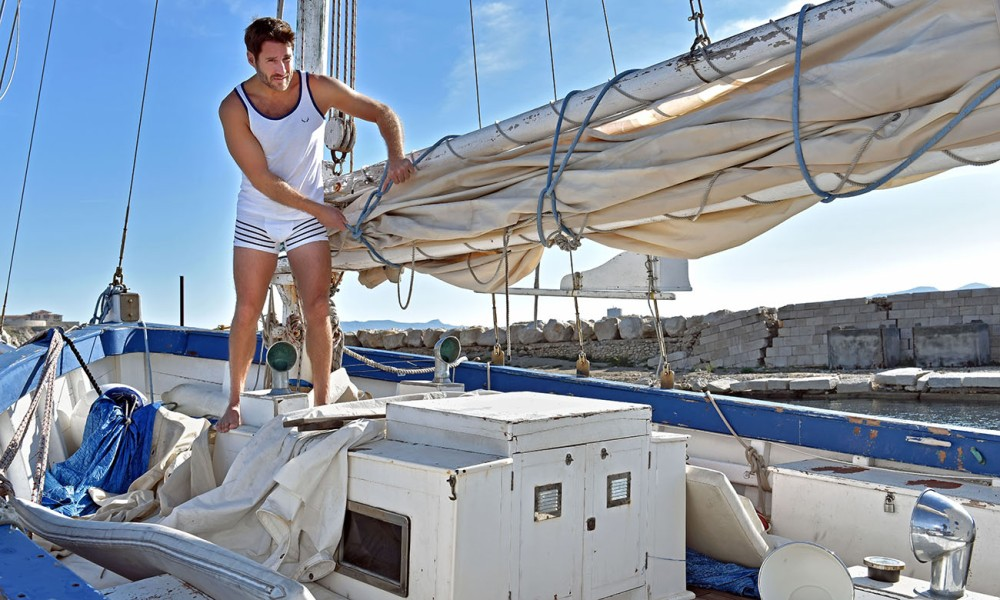 Sustainable Underwear, Tops and Socks for the Adventurous Man