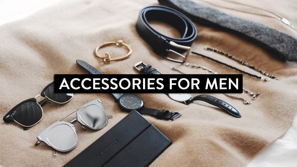 Accessories For Guys For A Perfect Classic Look. sunglasses, belt, tie, men's accessories, men's watches, men's wallet, men's belt